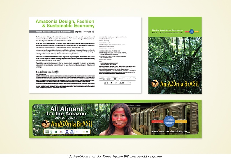 Amazonia Brasil in New York